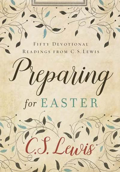 Preparing for Easter Cover