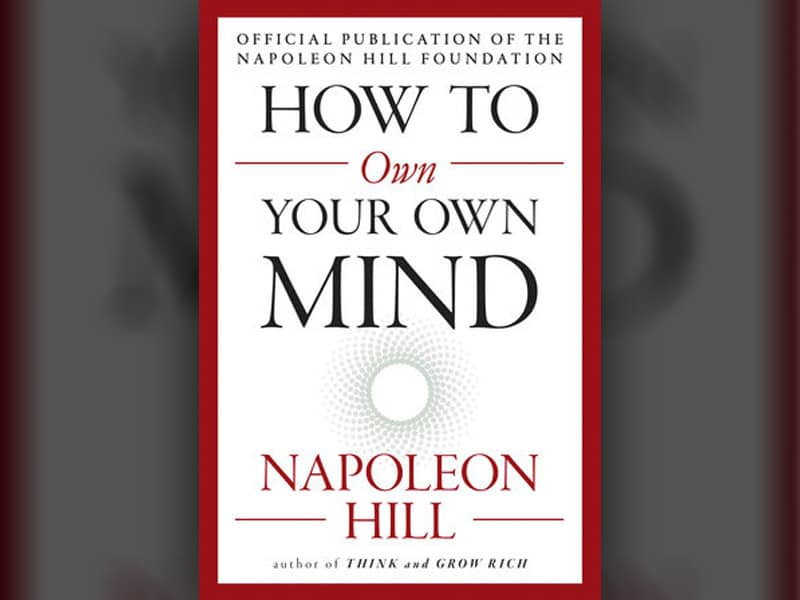 How to Own Your Own Mind cover