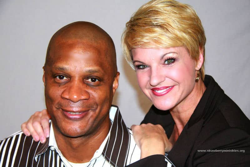 Image result for darryl strawberry wife