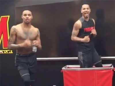 Running Man Viral Video