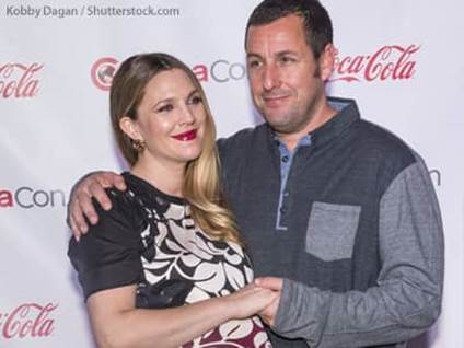 Adam Sandler and Drew Barrymore v1