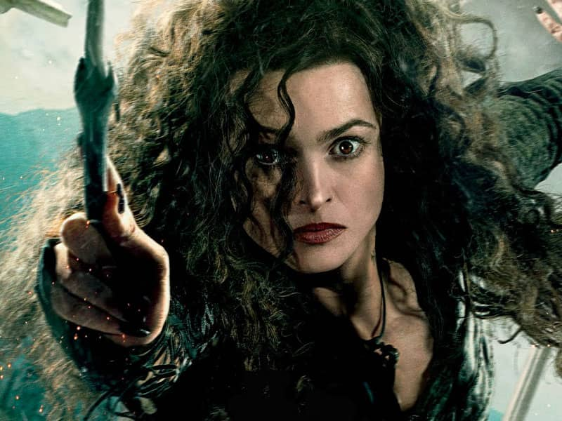 The Best Moments Of Bellatrix Lestrange Beliefnet