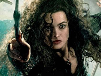 The Best Moments Of Bellatrix Lestrange Beliefnet