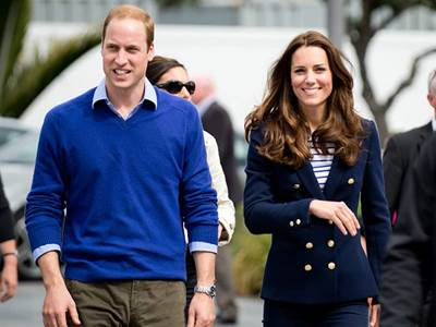 Prince William and Princess Kate