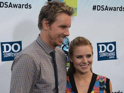 Dax Shepard & Kristen Bell