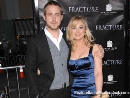 Ryan Gosling and Mandi Gosling