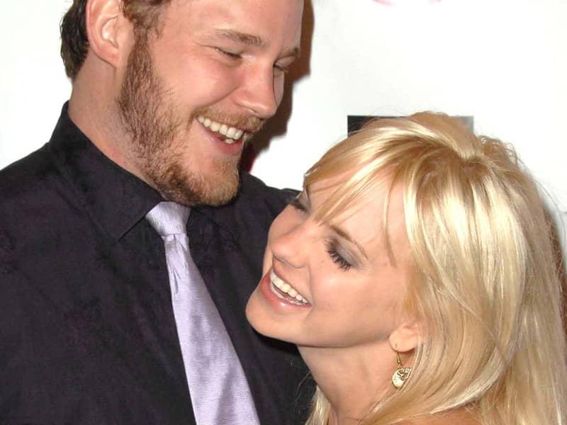 Chris Pratt and Wife