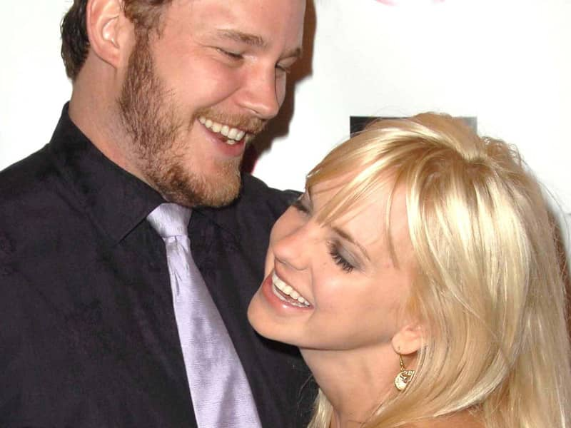 Chris Pratt and Wife