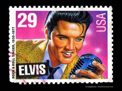 elvis, rock and roll, the faith of elvis presley