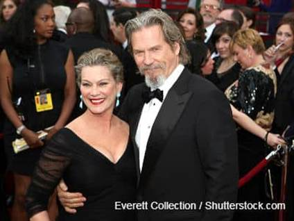 Jeff Bridges and Wife