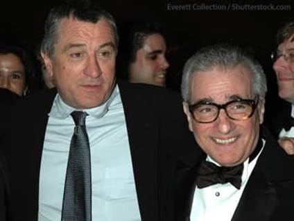 Martin Scorsese and Robert DeNiro