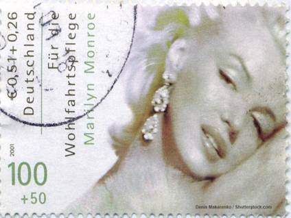 marilyn monroe, faith facts about marilyn monroe