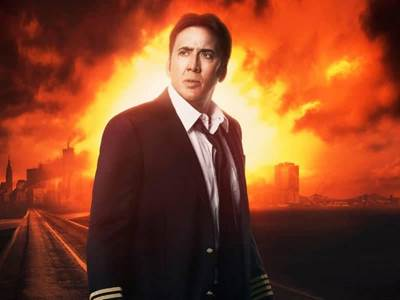 Nicolas Cage/Left Behind