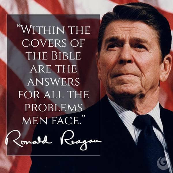 Ronald-Reagan-