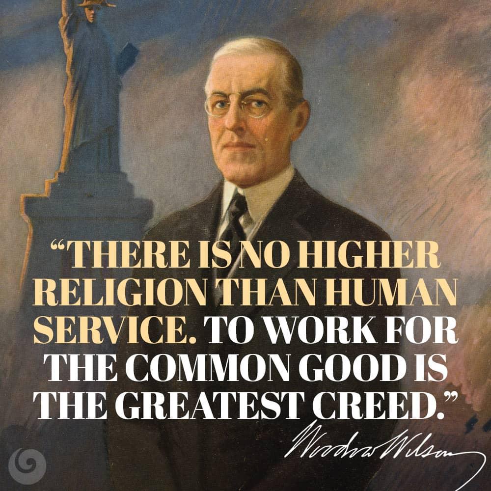 Woodrow-Wilson-