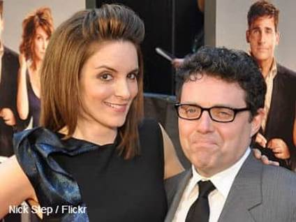 Tina Fey and Husband