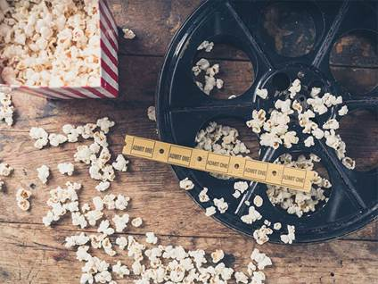 entertainment-movies-popcorn-tickets-reel-onwood