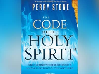 10 books every Christian should read, the code of the Holy Spirit, author Perry Stone
