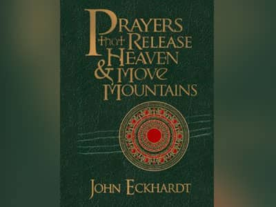 10 books every Christian should read, Prayers that release heaven, author John Eckhardt