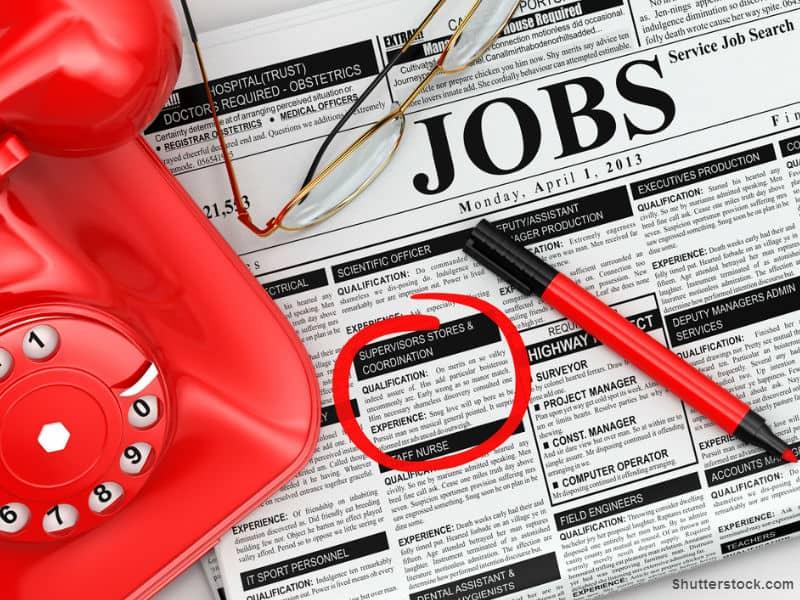 jobs, no longer, exist