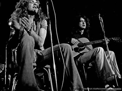 bands, classic, led zepplin