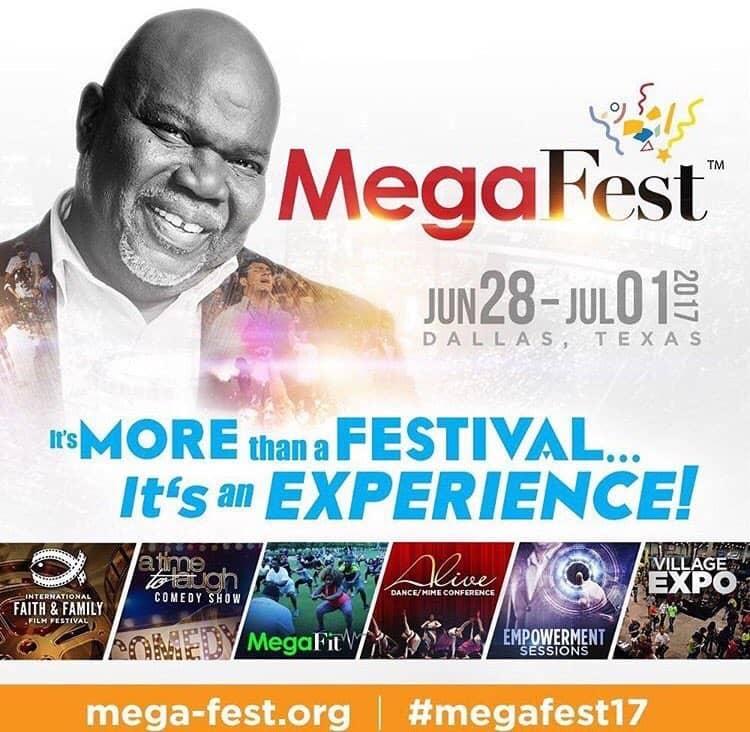 MegaFest Banner