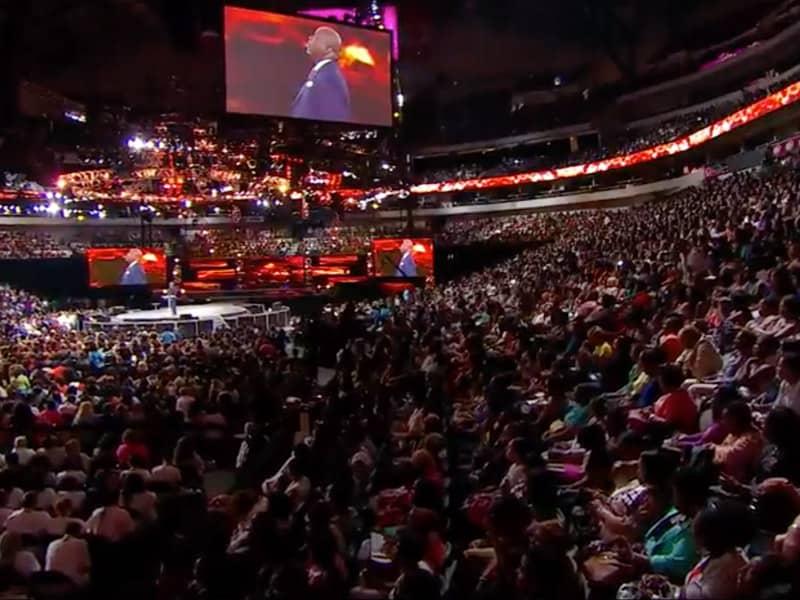 MegaFest Crowd