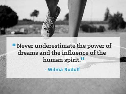 Wilma Rudolf