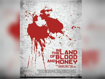 Land Blood Honey Poster