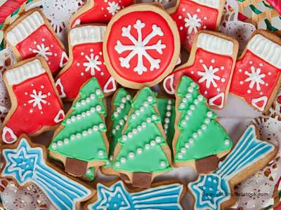 Exotic Sweet And Rich In History The Christmas Cookie By Corine
