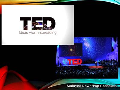 TED Talks on the internet