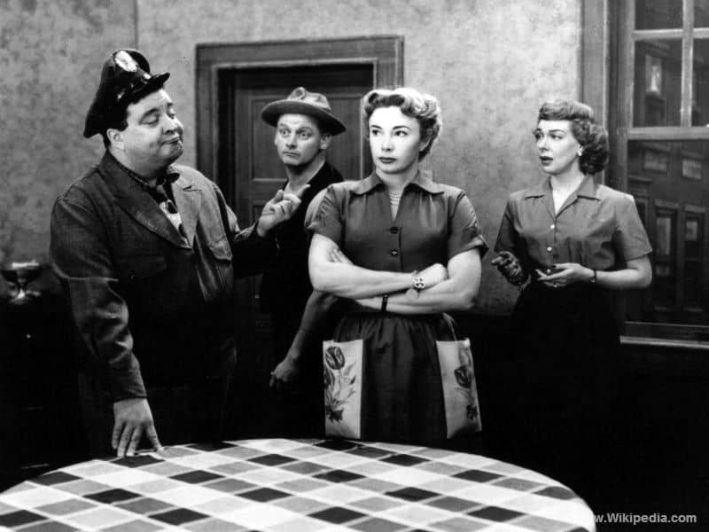 Honeymooners full cast 1963