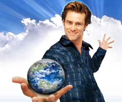 hollywoods portrayal of god bruce almighty beliefnet