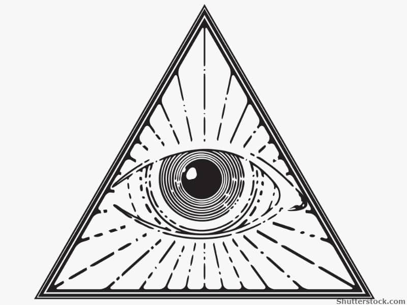 7 celebrities supposedly in the illuminati beliefnet pyramid clip art images pyramid clipart white and black