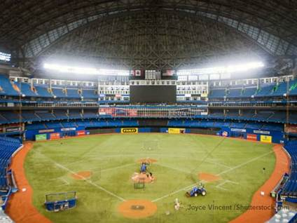 Blue Jays Dome