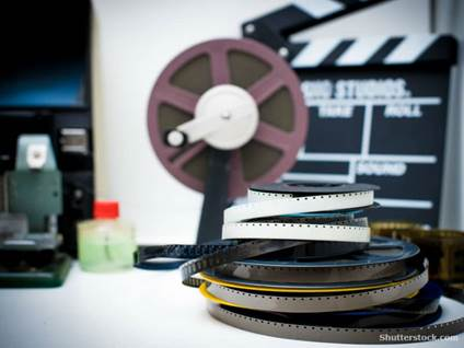 movie, reel, cinema