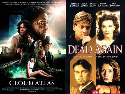 Cloud Atlas and Dead Again