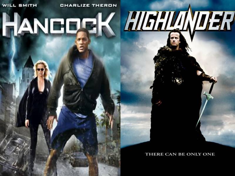 Hancock and Highlander