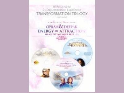 Deepak and Oprah Meditation
