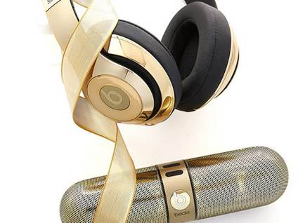 Beats by Dre Gold