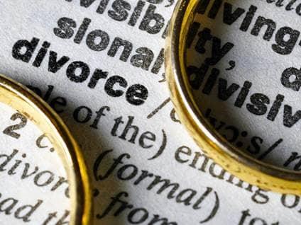 sad, divorce, end