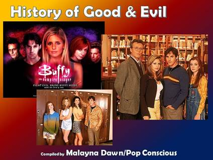 history of good and evil