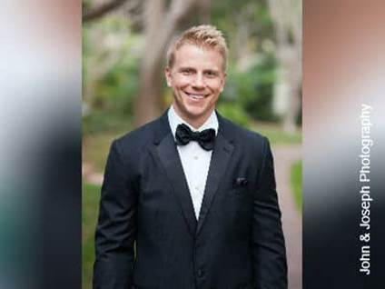 Wedding Day Sean Lowe