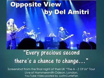 Songs for New Beginnings 6 Del Amitri