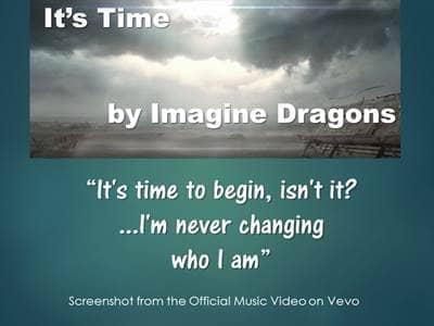 Songs for New Beginnings 8 Imagine Dragons