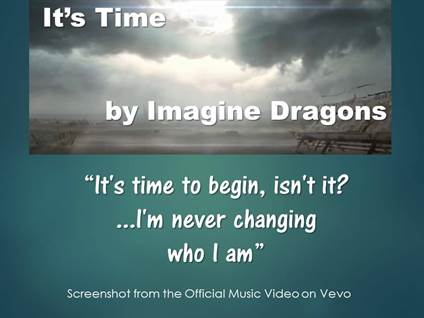Songs for New Beginnings 8 Imagine Dragons