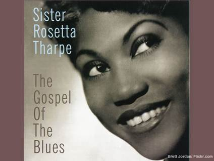 Rosetta Tharpe