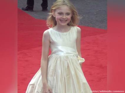 Young Dakota Fanning