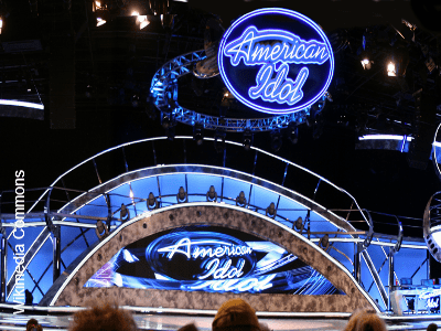 American Idol stage