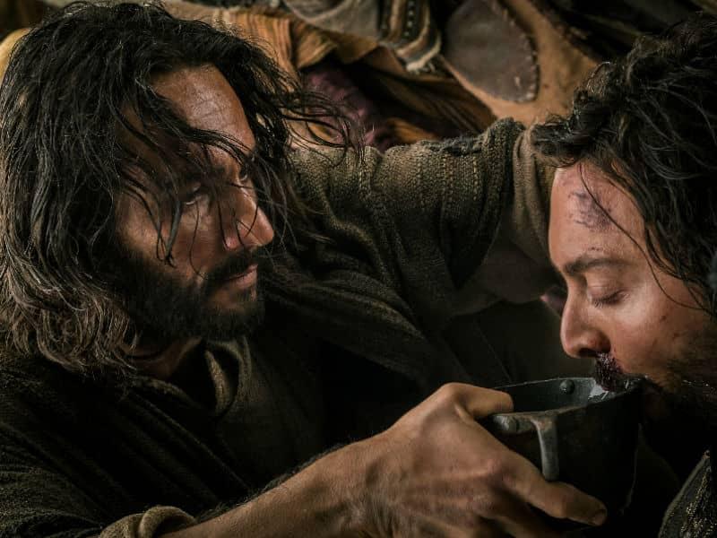 Jesus and Judah Ben-Hur